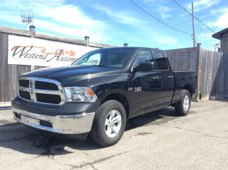 Used 2017 RAM 1500 ST 4x4  only 20000 Kms for sale in Stittsville, ON