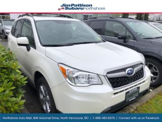Used 2015 Subaru Forester 2.5i Touring Package, Clean ICBC for sale in North Vancouver, BC