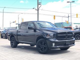 Used 2018 RAM 1500 Express*Crew*4X4 for sale in Mississauga, ON