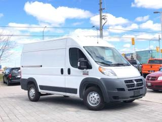 Used 2015 RAM ProMaster High Roof for sale in Mississauga, ON