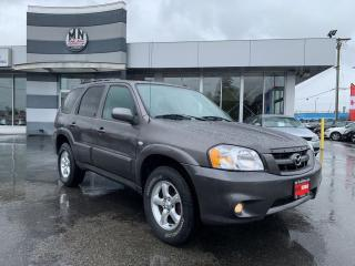 Used 2005 Mazda Tribute GS FWD SUNROOF ONLY 222KM for sale in Langley, BC