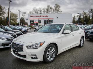 Used 2014 Infiniti Q50 Premium for sale in Port Moody, BC
