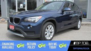 Used 2013 BMW X1 xDrive28i ** Pano Sunroof, Heated Steering Wheel, for sale in Bowmanville, ON