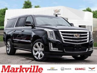 Used 2017 Cadillac Escalade ESV Premium for sale in Markham, ON