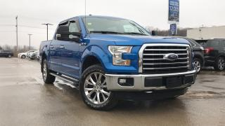 Used 2015 Ford F-150 XLT 3.5L V6 Eco NAVIGATION HEATED SEATS for sale in Midland, ON