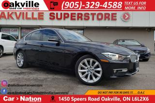 Used 2014 BMW 320i xDrive | LEATHER | SUNROOF | HEATED SEATS for sale in Oakville, ON