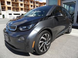 Used 2017 BMW i3 w/Range Extender for sale in North Vancouver, BC