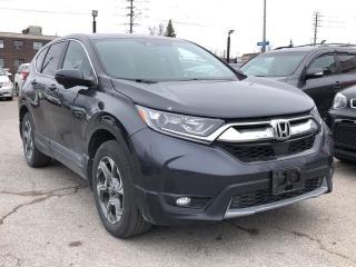 Used 2017 Honda CR-V EX-L for sale in Toronto, ON