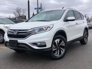 Used 2016 Honda CR-V Touring  navi, leather,sunroof for sale in Toronto, ON