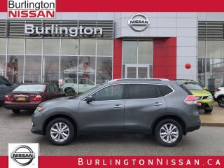 Used 2016 Nissan Rogue SV, 7 PASSENGER, ACCIDENT FREE ! for sale in Burlington, ON