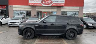 Used 2018 Land Rover Range Rover Sport Td6 Diesel HSE for sale in North York, ON