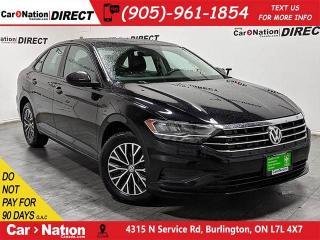Used 2019 Volkswagen Jetta 1.4 TSI Highline| SUNROOF| LEATHER| for sale in Burlington, ON