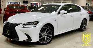 Used 2016 Lexus GS 350 F SORT 2 for sale in North York, ON