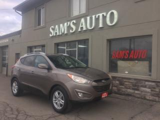 Used 2011 Hyundai Tucson AWD for sale in Hamilton, ON
