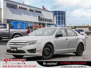 Used 2010 Ford Fusion S 2.5L I4 for sale in Etobicoke, ON