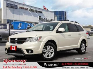 Used 2012 Dodge Journey SXT for sale in Etobicoke, ON