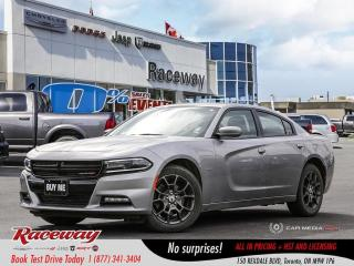 Used 2018 Dodge Charger GT - AWD, BT, Back Up Cam, 8.4 Media Screen for sale in Etobicoke, ON