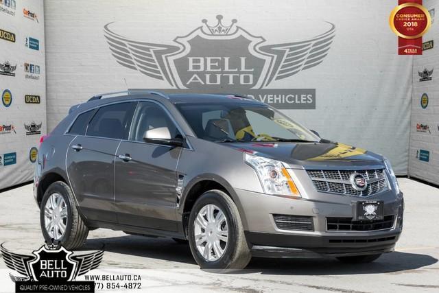 2011 Cadillac SRX 3.0 Luxury, BACK-UP CAM, PANO ROOF, BLUETOOTH, PUSH START, LEATHER