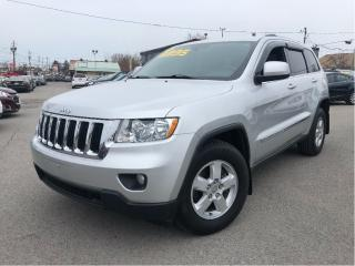 Used 2011 Jeep Grand Cherokee Laredo 4WD Clean Car Nice Local Trade In! for sale in St Catharines, ON