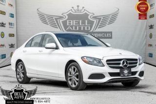 Used 2015 Mercedes-Benz C-Class C 300, LIMITED PKG, BACK-UP CAM, NAVI, PANO ROOF, PARKTRONIC for sale in Toronto, ON