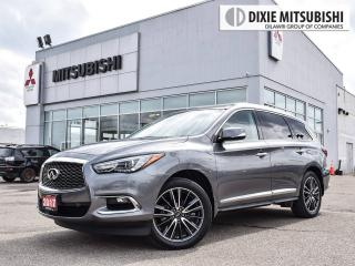 Used 2017 Infiniti QX60 TECH | DVD | LANE DEP | BLIND SPOT | 20 WHEELS for sale in Mississauga, ON