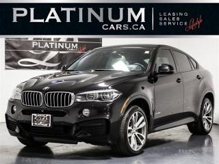 Used 2016 BMW X6 xDrive50i 445HP, M-SPORT, NAVI, Heat Cooled Seats for sale in Toronto, ON
