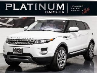 Used 2012 Land Rover Evoque PRESTIGE, NAVI, CAM, PANO, Meridian Sound for sale in Toronto, ON
