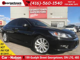 Used 2014 Honda Accord Touring | NAVI | LEATHER | ROOF | BACK UP CAM | for sale in Georgetown, ON