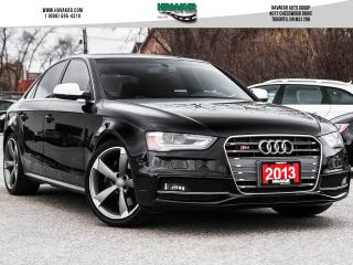 Used 2013 Audi S4 3.0T Premium (S tronic) for sale in North York, ON