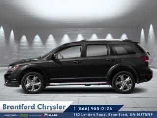 New 2019 Dodge Journey Canada Value Pkg  - $174.40 B/W for sale in Brantford, ON