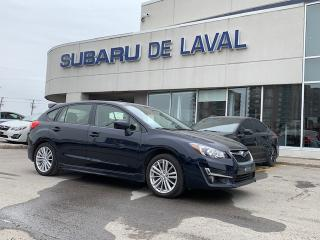 Used 2015 Subaru Impreza 2.0i Sport Awd Hatchback ** Toit ouvrant for sale in Laval, QC