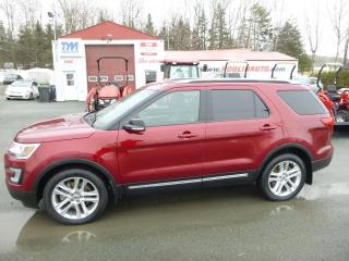 Used 2017 Ford Explorer 4 RM, 4 portes XLT for sale in St-Joseph-de-Beauce, QC