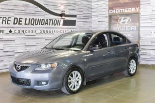Used 2007 Mazda MAZDA3 Sport Toit+mags for sale in Laval, QC