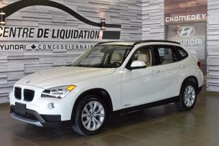 Used 2014 BMW X1 Xdrive28i+t.ouvrant+mag for sale in Laval, QC