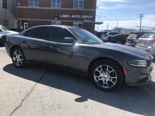 Used 2015 Dodge Charger Berline 4 portes SXT, traction intégrale for sale in Laval, QC