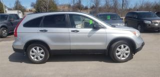 Used 2009 Honda CR-V EX AWD Sunroof Safetied EX for sale in Madoc, ON
