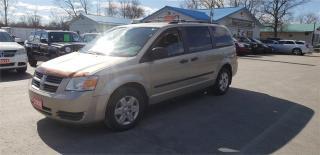 Used 2008 Dodge Grand Caravan 163k safetied we finance SE for sale in Madoc, ON