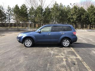 Used 2013 Subaru Forester LIMITED AWD for sale in Cayuga, ON