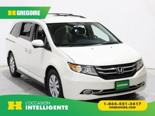 Used 2014 Honda Odyssey Ex 8 Passagers Ac for sale in St-Léonard, QC