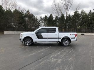 Used 2017 Ford F-150 XLT XTR CREW CAB 4X4 for sale in Cayuga, ON