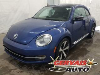 Used 2012 Volkswagen Beetle 2.0T Turbo Sportline for sale in Trois-Rivières, QC