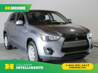 Used 2013 Mitsubishi RVR SE AWD A/C GR for sale in St-Léonard, QC