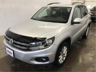 Used 2017 Volkswagen Tiguan 4MOTION AWD for sale in Shawinigan, QC
