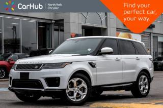Used 2019 Land Rover Range Rover Sport HSE|Diesel|Driver.Assist.Pkg|Meridian|Pano_Sunroof| for sale in Thornhill, ON