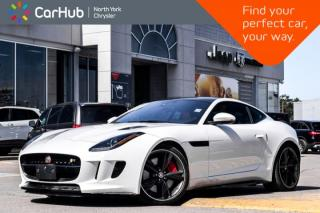 Used 2017 Jaguar F-Type R|Pano_Sunroof|Meridian|Backup_Cam|NAV|Bluetooth|Keyless_Go| for sale in Thornhill, ON