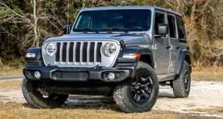 New 2019 Jeep Wrangler Unlimited Sahara for sale in Bolton, ON