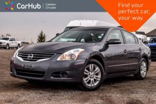Used 2012 Nissan Altima 2.5 S|Sunroof|Bluetooth|Backup Cam|Heated Front Seats|Pwr Windows|Pwr Locks|Keyless Entry for sale in Bolton, ON