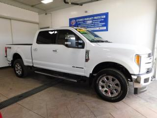 Used 2019 Ford F-250 Super Duty SRW KING RANCH CREW CAB LEATHER 4X4 NAVI SUNROOF *DIESEL* for sale in Listowel, ON