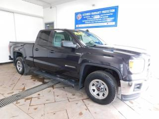 Used 2015 GMC Sierra 1500 Double Cab 4WD for sale in Listowel, ON