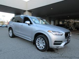 Used 2018 Volvo XC90 T5 AWD Momentum CERTIFIED | NAVIGATION | LEATHER | 360 CAMERA for sale in Vancouver, BC